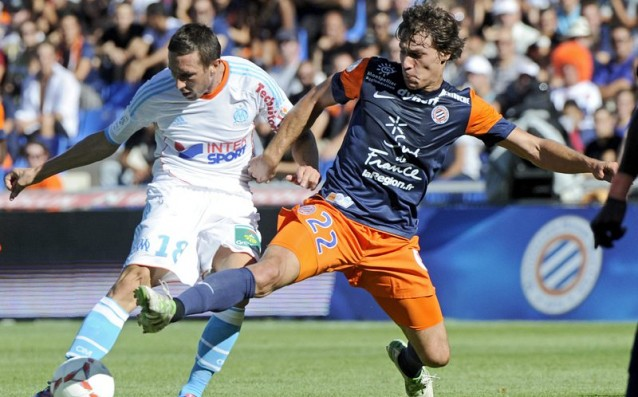 Montpellier stayed behind in the struggle for Europe
