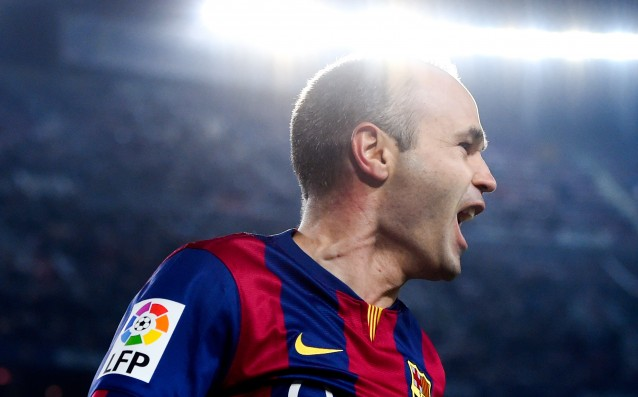 Iniesta ris eady for PSG, successfully passed the medical research