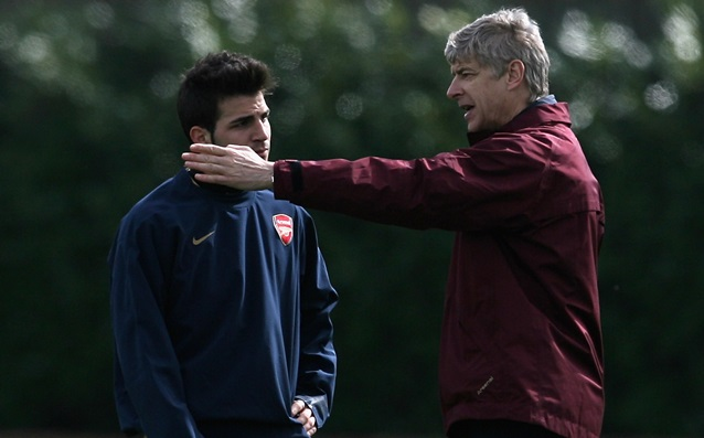 Wenger: I'm sorry that we sold Fabregas