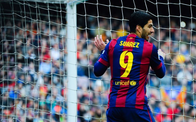 Suarez: Messi is a born talent, Ronaldo is progressing