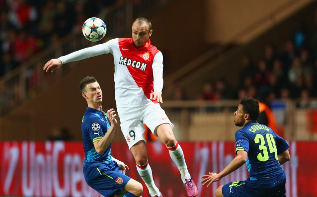 Monaco has identified a replacement for Berbatov