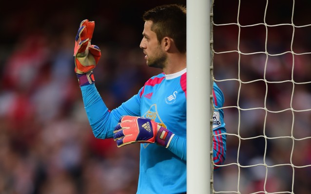 Fabianski is very satisfied by the victory over Arsenal