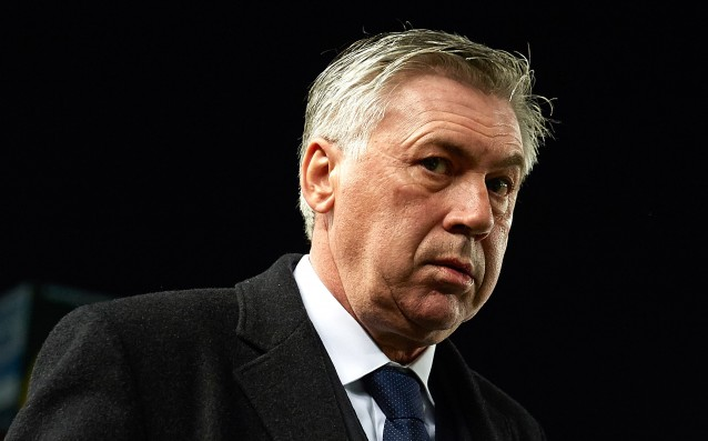 Ancelotti was suspended until the end of the season