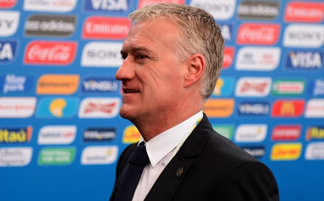 Deschamps selected 24 man squad for the matches against Belgium and Albania