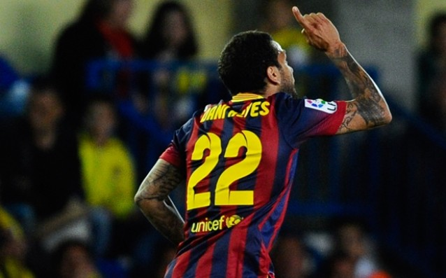 Danny Alves wanted to stay at Barca