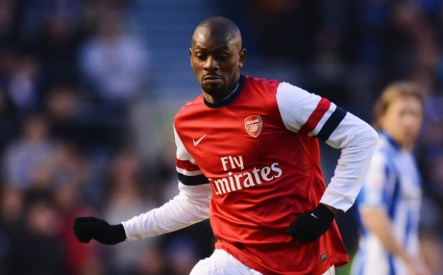 Abou Diaby has one more chance to stay at Arsenal