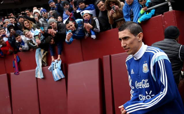 Di Maria is ready to become a legend