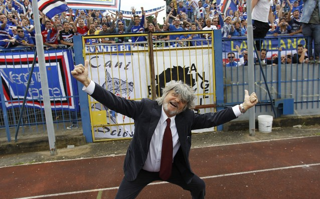 The finances of Sampdoria are raising a lot of questions
