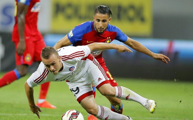 Steaua survived against the Slovaks, Dynamo, BATE and Lech continue forward