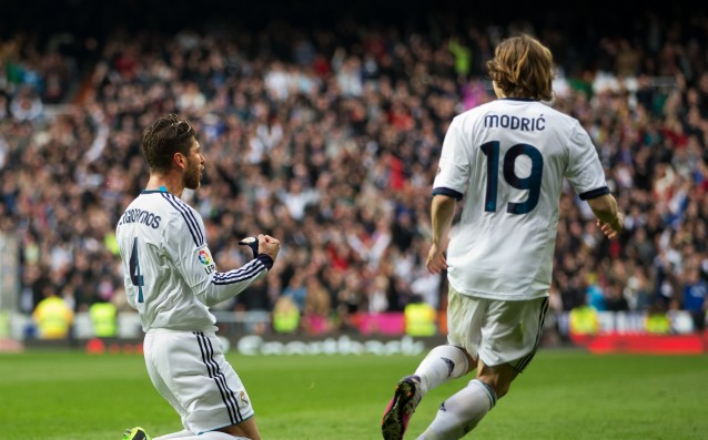 Modric: 'I don't even have to ask Ramos to stay.'