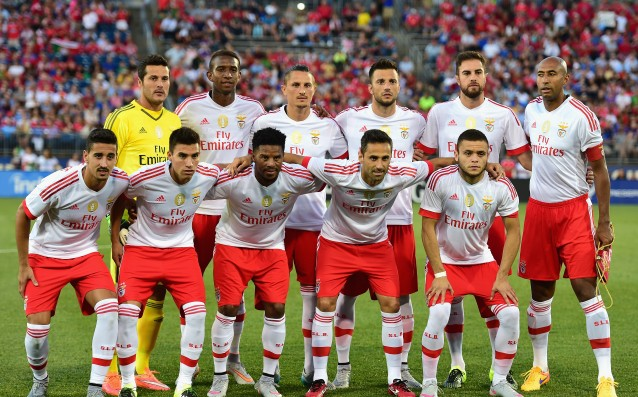 New York Red Bulls outplayed Benfica