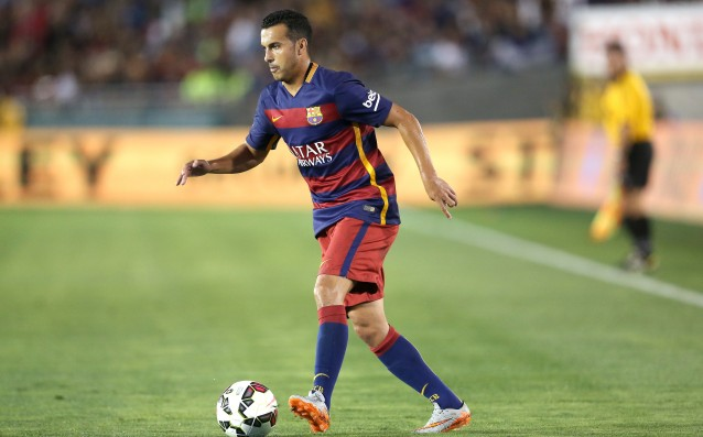 Pedro seems ever closer to Manchester United