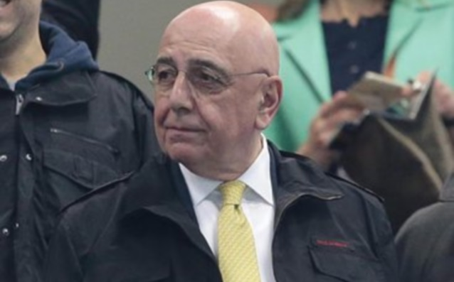 The biggest mistake of Adriano Galliani