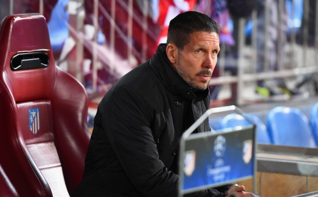 Simeone: 'Collective in Atletico's perfect.'
