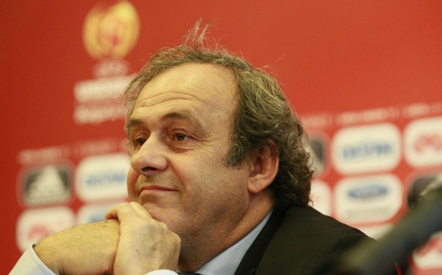 Strategic support for Platini in the battle for FIFA