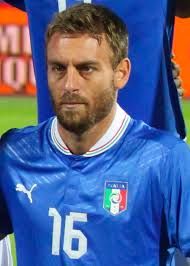 Daniele de Rossi is with the highest salary in Serie A