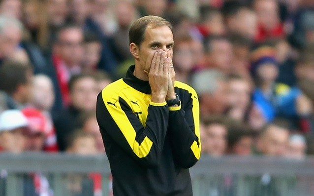 Tuhel is dissatisfied with the protection of Borussia