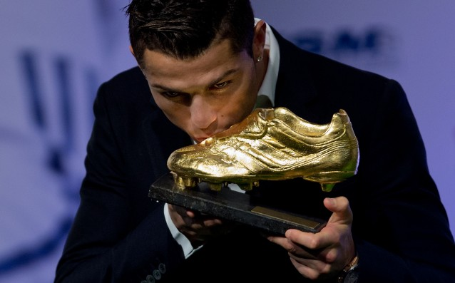 "Cristiano: 'I always want more, I want a fifth and even sixth ""Golden Shoe"".'"