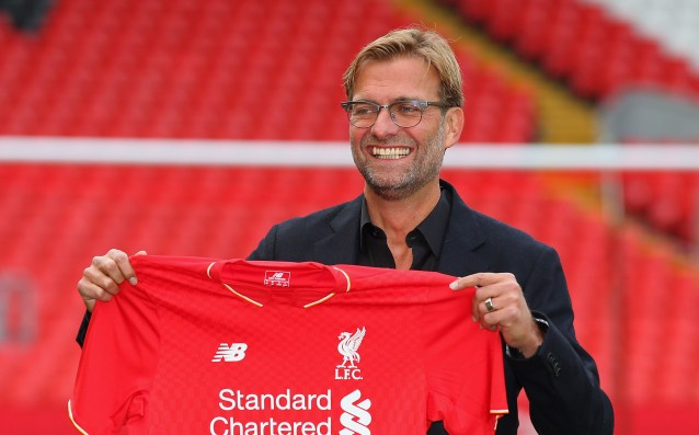 Klopp confirmed: 'I am not getting players of Dortmund.'