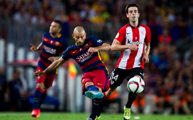 Mascherano admitted tax fraud for 1.5 million euros