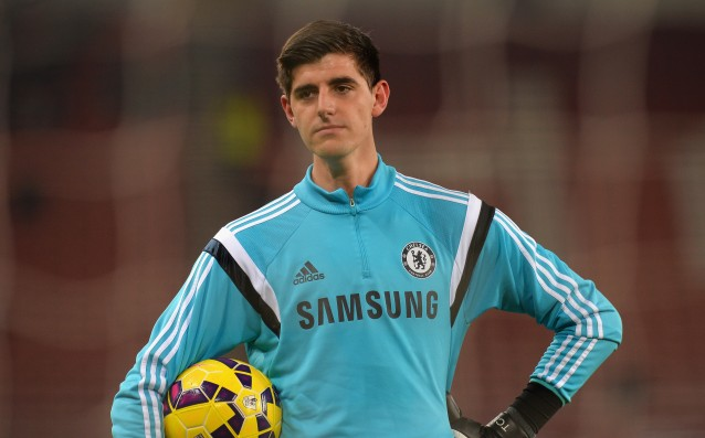 Thibault Courtois is close to comeback in a game