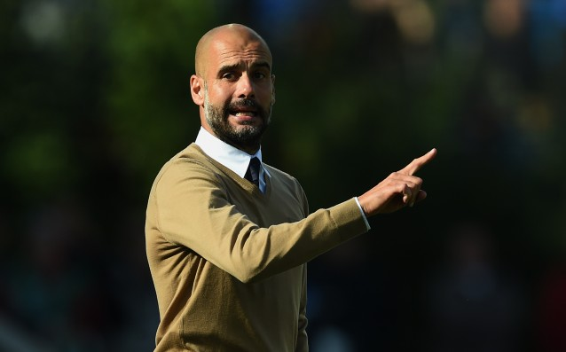 Manchester City wants Guardiola