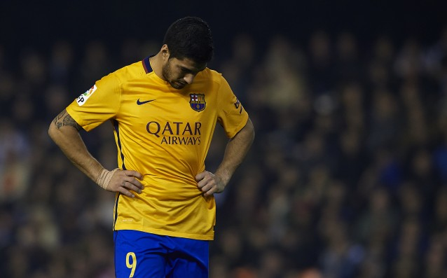 Suarez: 'Barca teached me not to be affected by provocations.'