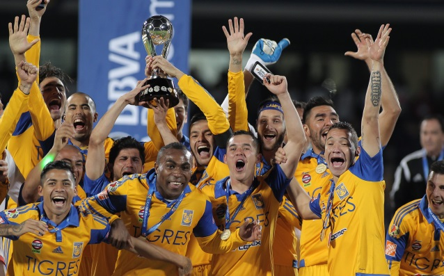 Tigres became the champion of Mexico