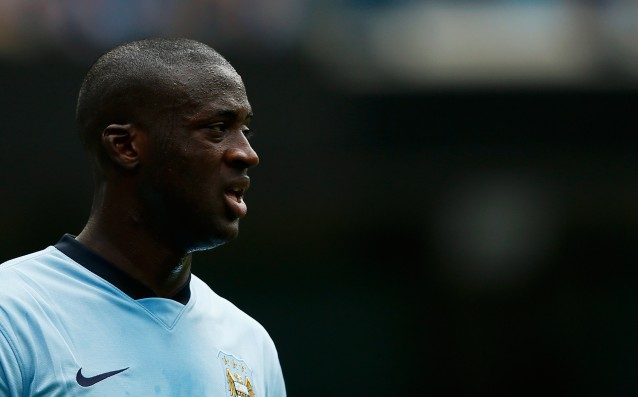 Yaya Toure is with a consecutive nomination for player of Africa