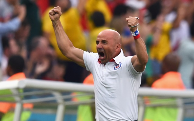 Jorge Sampaoli will work for Chile