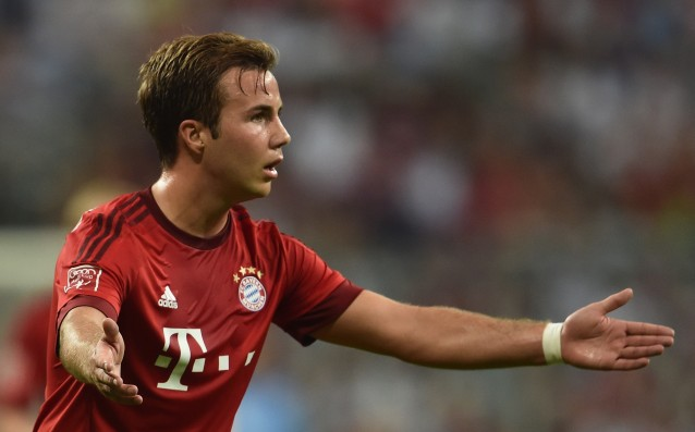 Liverpool has not given up on Gotze