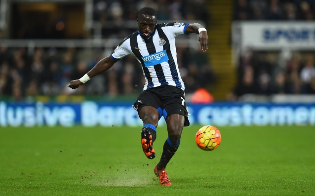 Moussa Sissoko remains at Newcastle