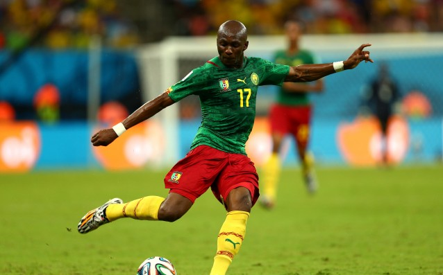 The captain of Cameroon followed Gervinho in Chinese team