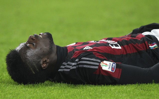 AC Milan rejected the offer of Leicester for  Niang