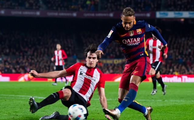 Luis Enrique will count on Neymar for the derby