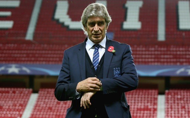 Pellegrini wants to stay in England and after parting with City