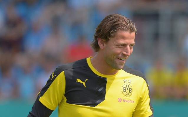 Weidenfeller has signed a new contract with Dortmund