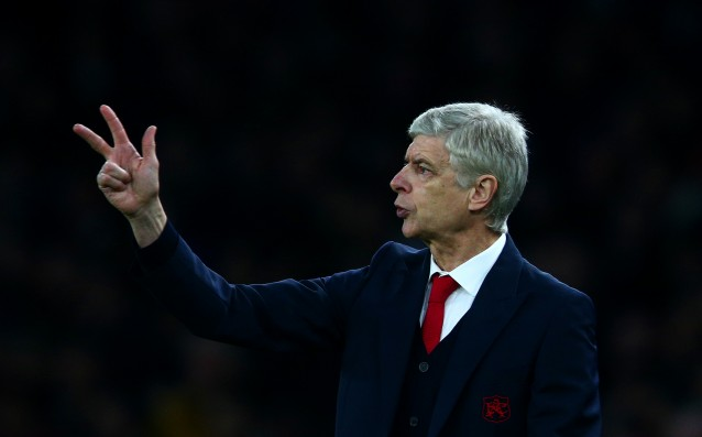 Wenger is worried about the financial power of the Chinese