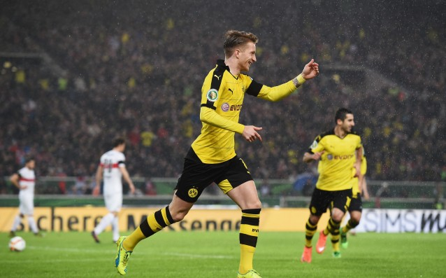 Tuchel is pleased with the 'monster' Marco Reus