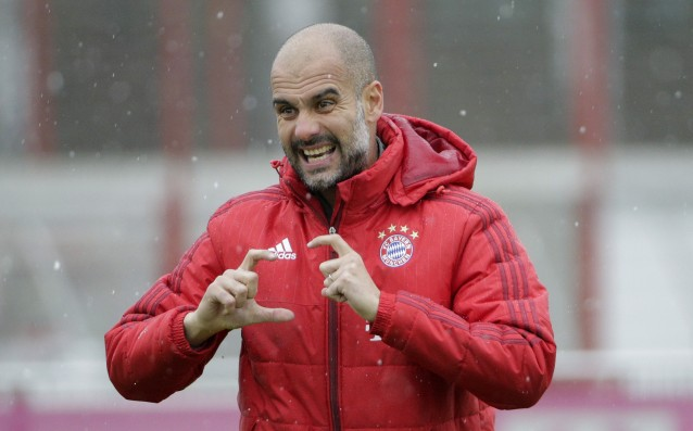 Guardiola will not buy players from Barcelona?