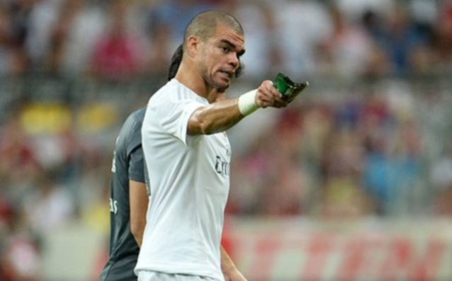 Zidane hopes to raise Pepe for the Madrid derby