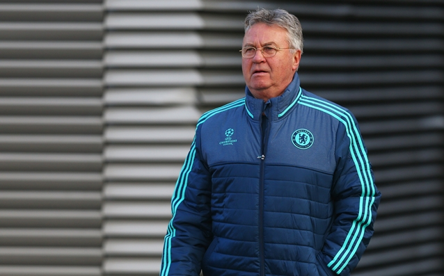 Hiddink: 'Chelsea should not lose time with announcing the new coach.'