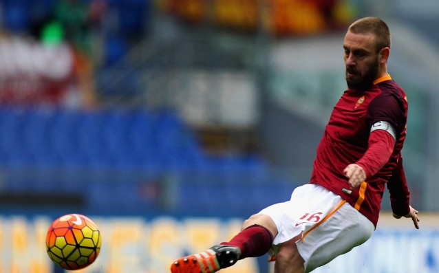 De Rossi is with a tempting offer from LA Galaxy