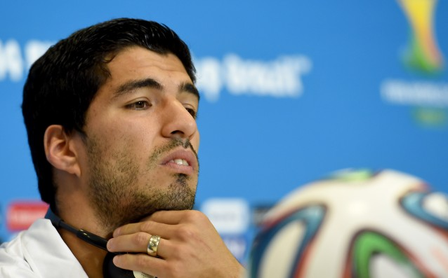 Luis Suarez will dedicate the goal to a deceased physiotherapist
