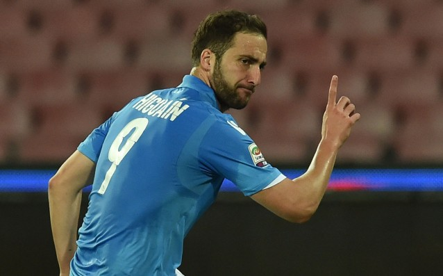 Napoli has prepared a contract for Higuain