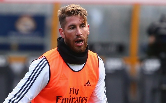 Ramos got injured and remains questionable for the El Classic