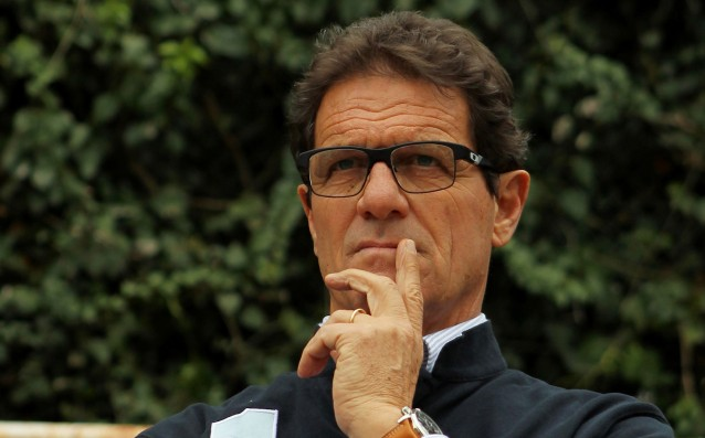 In Italy, they are trying to lure Capello for the national team