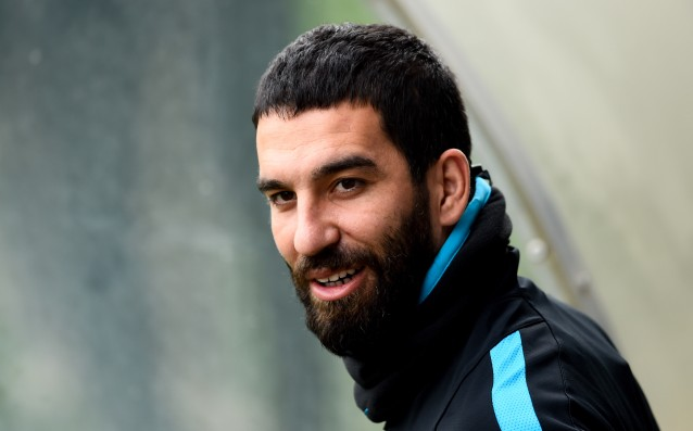 Turan: 'If I was just good, I'd be at Arsenal, not Barca.'