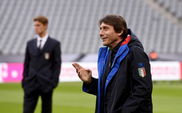 Conte already has 16  'sure ' players for euro 2016
