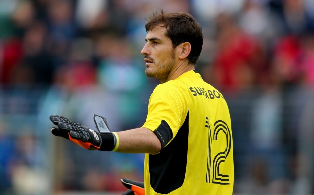 Casillas: 'I will leave when I decide to do it.'